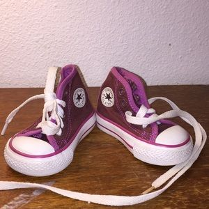 Converse All-Star Toddler High tops